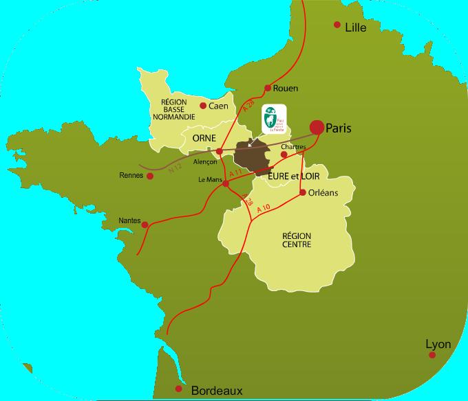 Orne normandie du sud proche paris - Le perche le journal ...