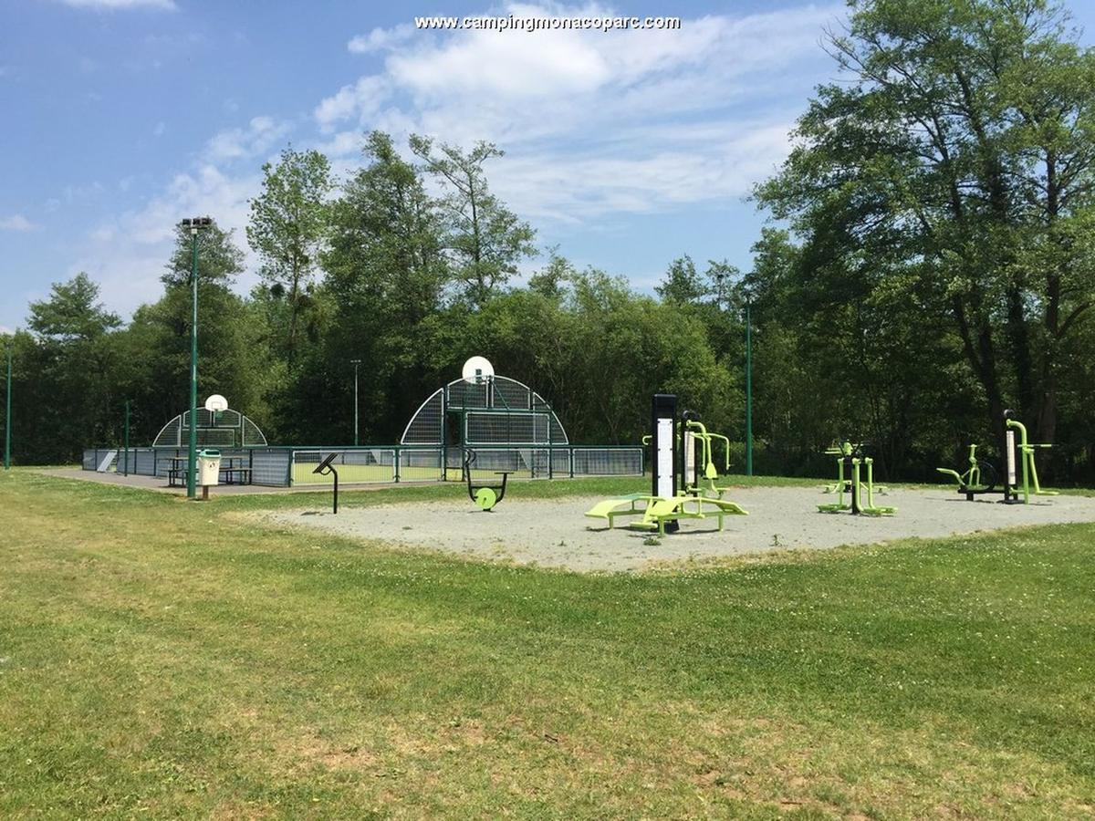 multisports ground + fitness air